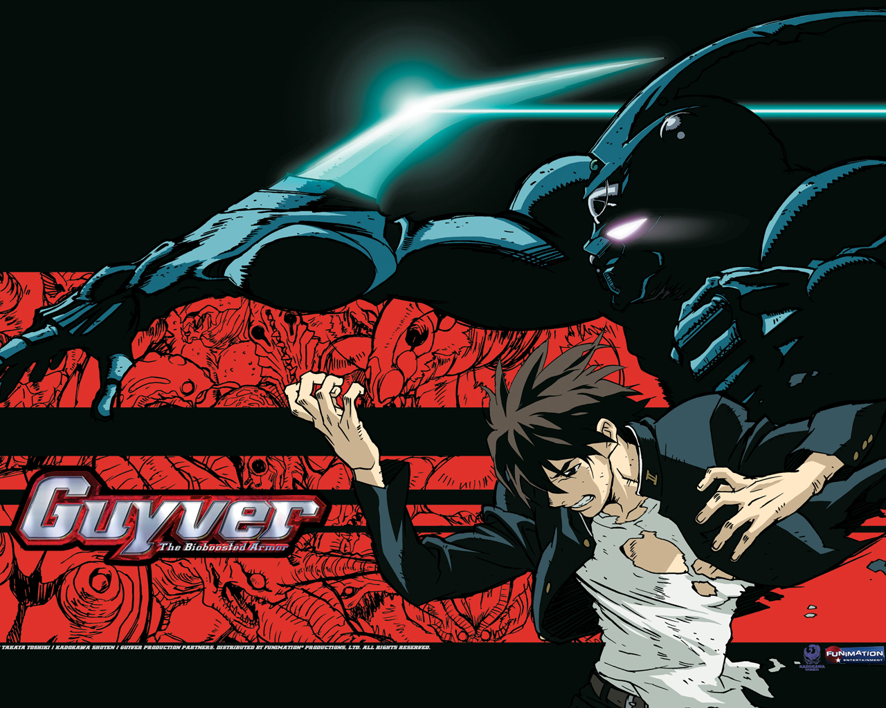 Guyver The Bioboosted Armor #2