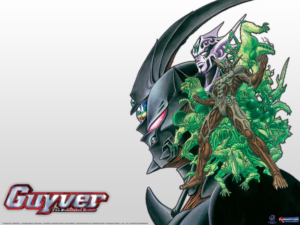 Guyver The Bioboosted Armor #10