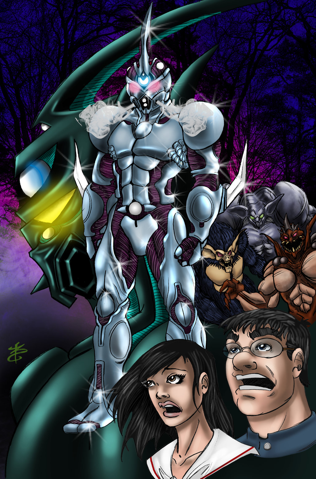 Guyver The Bioboosted Armor #7