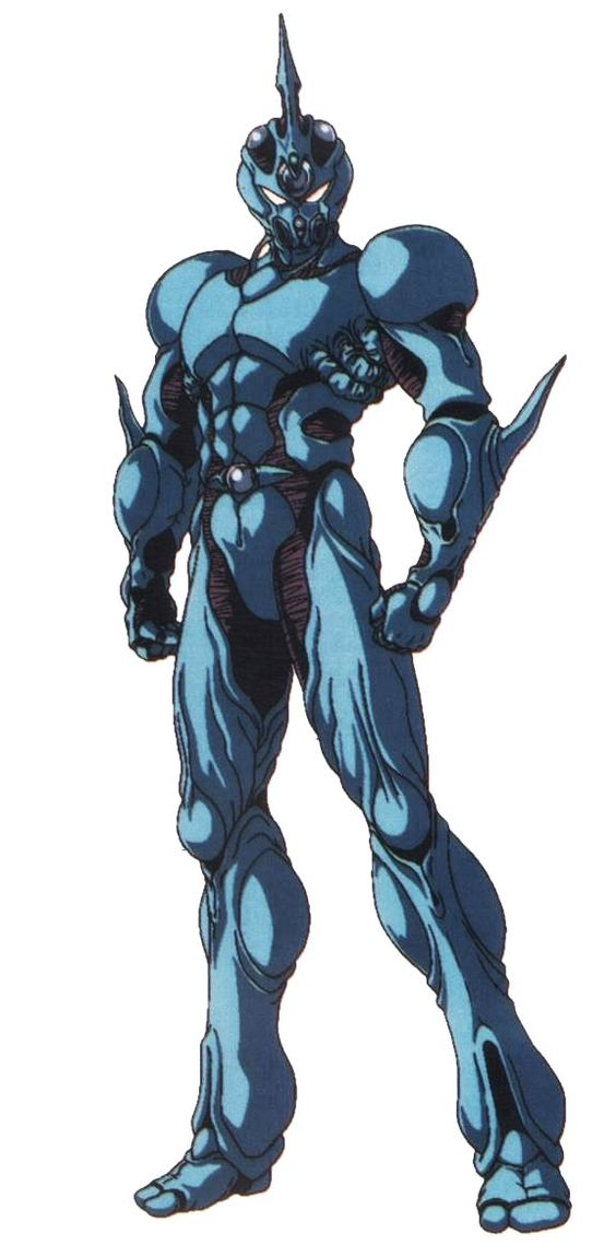 Guyver The Bioboosted Armor #16