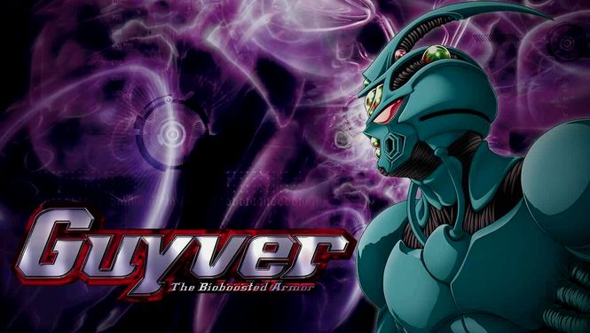 Guyver The Bioboosted Armor #22