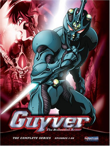 Guyver The Bioboosted Armor #11