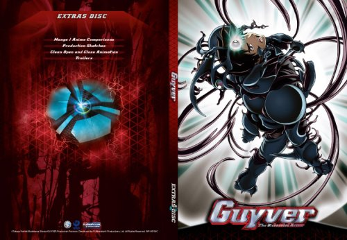 Guyver The Bioboosted Armor High Quality Background on Wallpapers Vista
