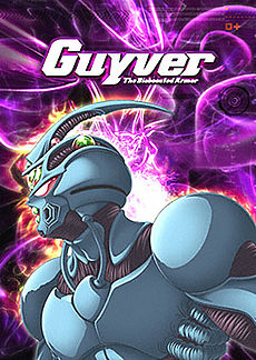 Guyver The Bioboosted Armor #17