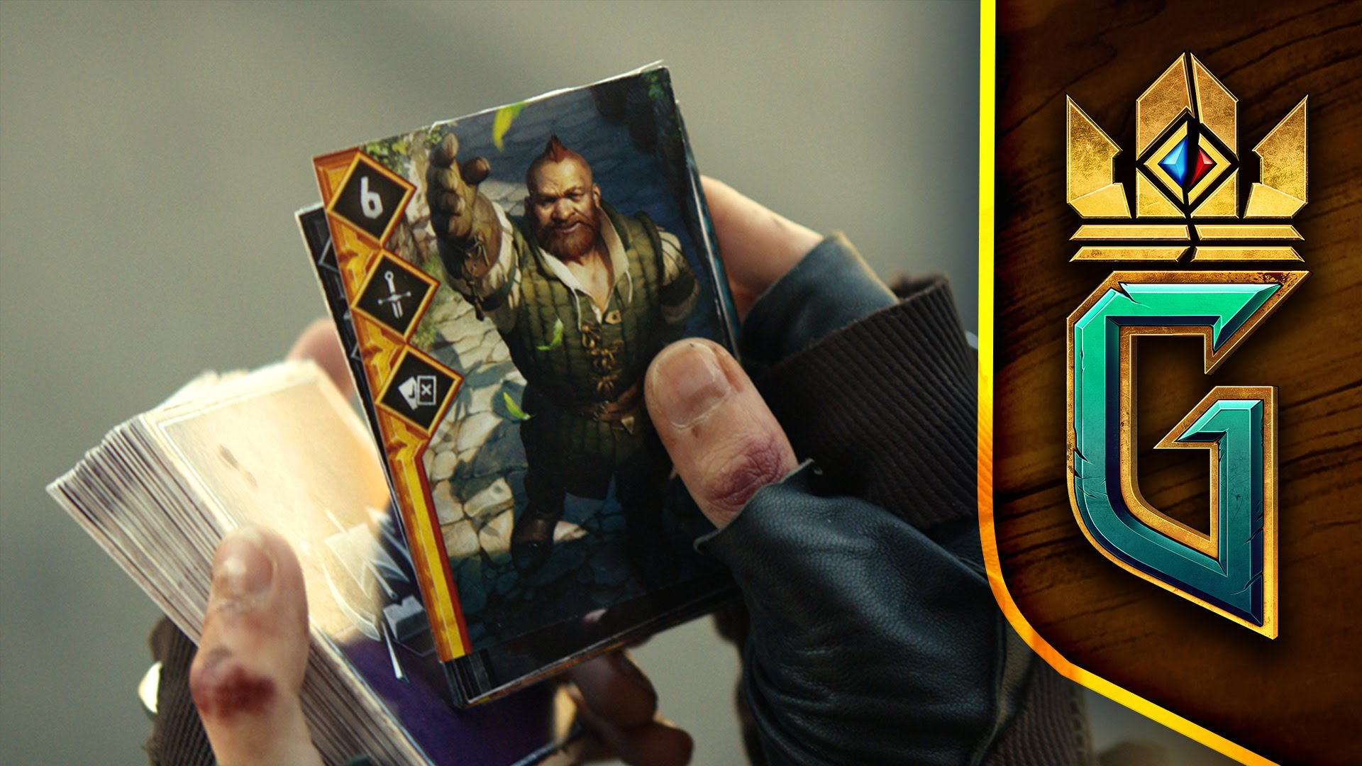 Nice Images Collection: Gwent: The Witcher Card Game Desktop Wallpapers
