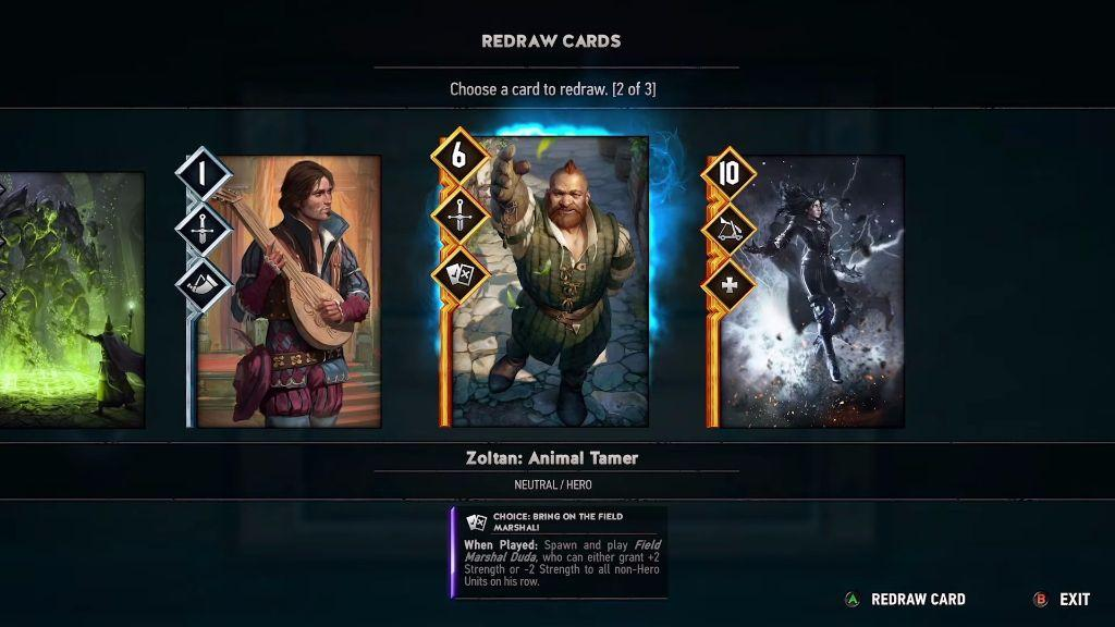 Gwent: The Witcher Card Game High Quality Background on Wallpapers Vista