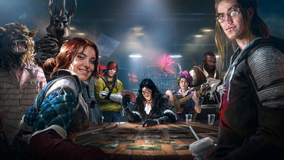 970x545 > Gwent: The Witcher Card Game Wallpapers