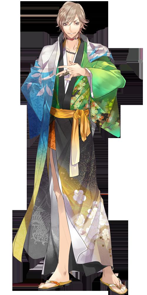 HD Quality Wallpaper | Collection: Anime, 500x1000 Gyakuten Yoshiwara