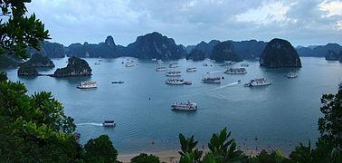 High Resolution Wallpaper   Hạ Long Bay 378x180 px