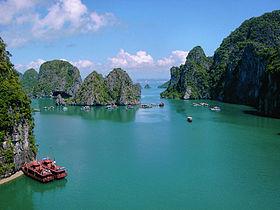 Hạ Long Bay Backgrounds, Compatible - PC, Mobile, Gadgets  280x210 px