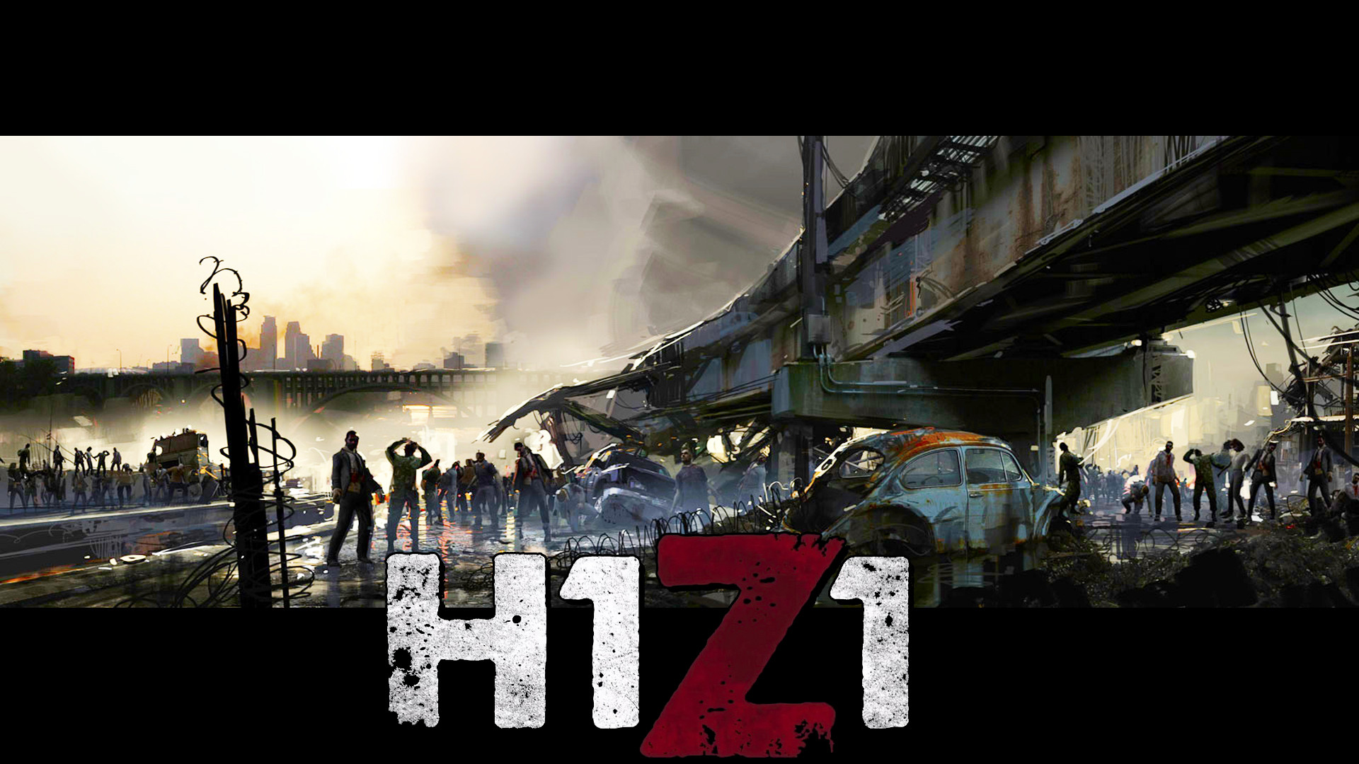 H1Z1 Pics, Video Game Collection