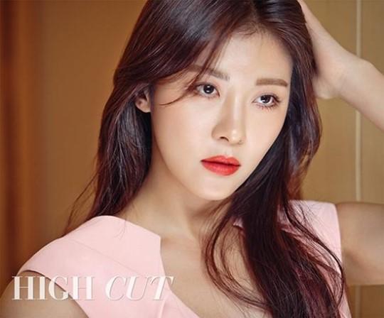 HQ Ha Ji-won Wallpapers | File 46.22Kb