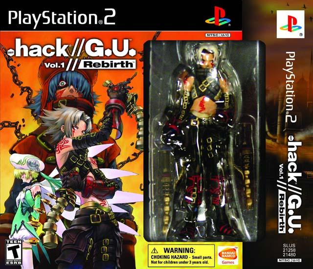 .hack  G.U. Pics, Anime Collection