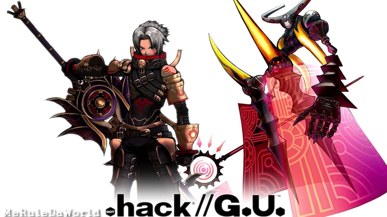 .hack  G.U. Backgrounds on Wallpapers Vista