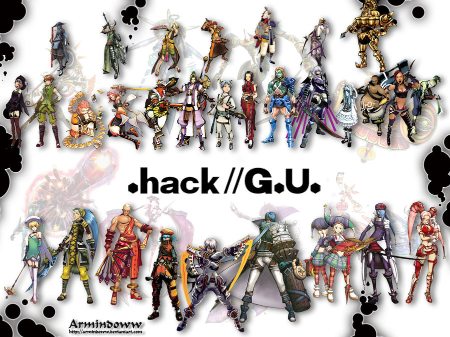 Amazing .hack  G.U. Pictures & Backgrounds