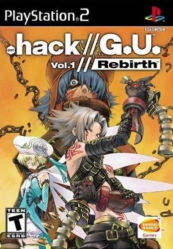 Images of .hack  G.U. | 345x496