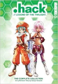 .hack  legend Of The Twilight Pics, Anime Collection