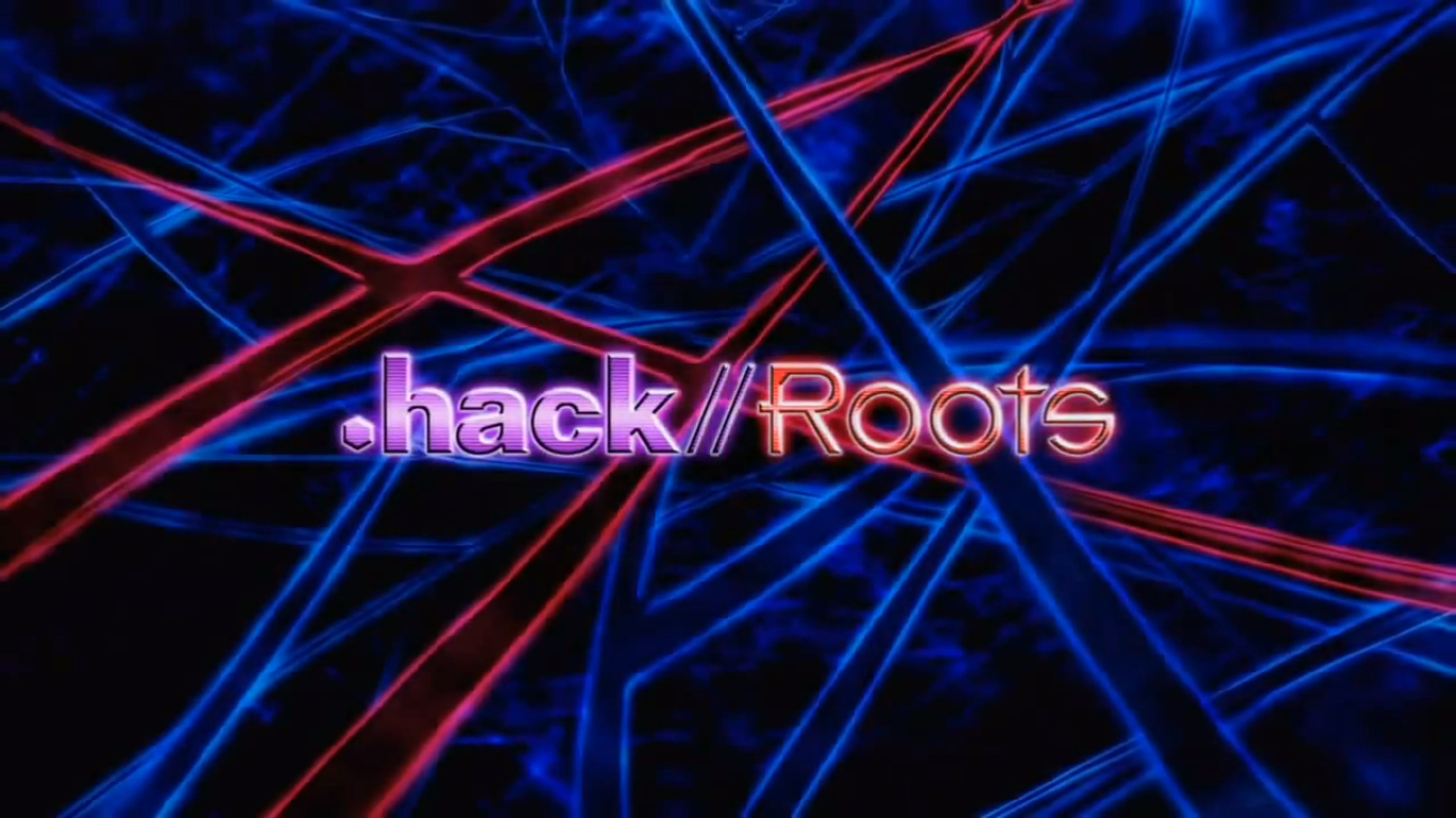 Images of .hack  Roots | 1366x768