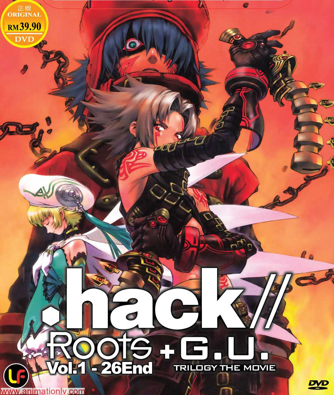 .hack  Roots Pics, Anime Collection