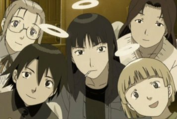 HD Quality Wallpaper | Collection: Anime, 357x240 Haibane Renmei