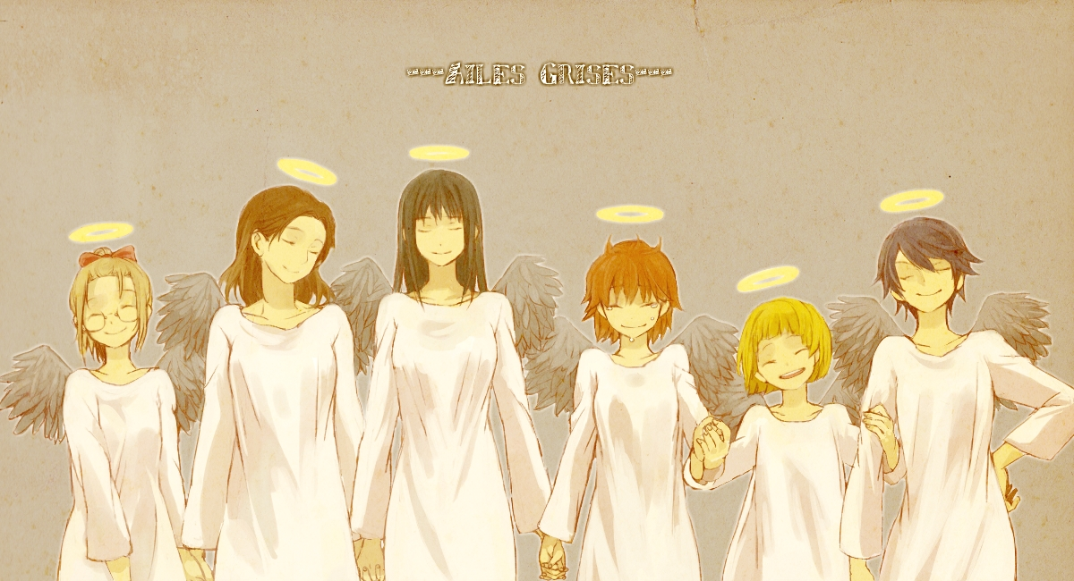 HQ Haibane Renmei Wallpapers | File 611.3Kb
