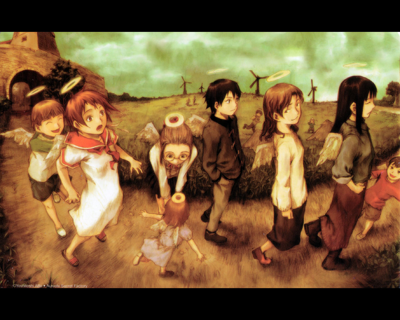 Haibane Renmei Pics, Anime Collection