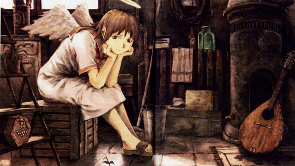 HQ Haibane Renmei Wallpapers | File 234.71Kb