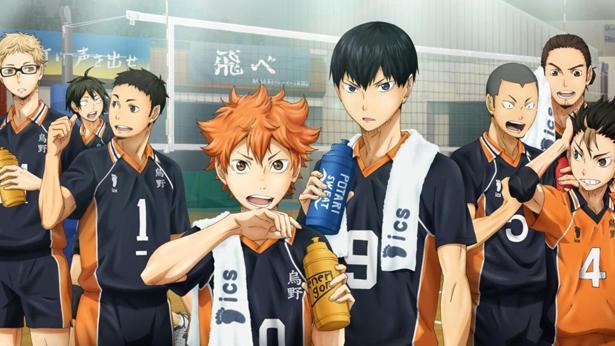 HD Quality Wallpaper | Collection: Anime, 615x346 Haikyū!!
