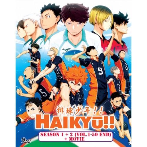 HD Quality Wallpaper | Collection: Anime, 500x500 Haikyū!!