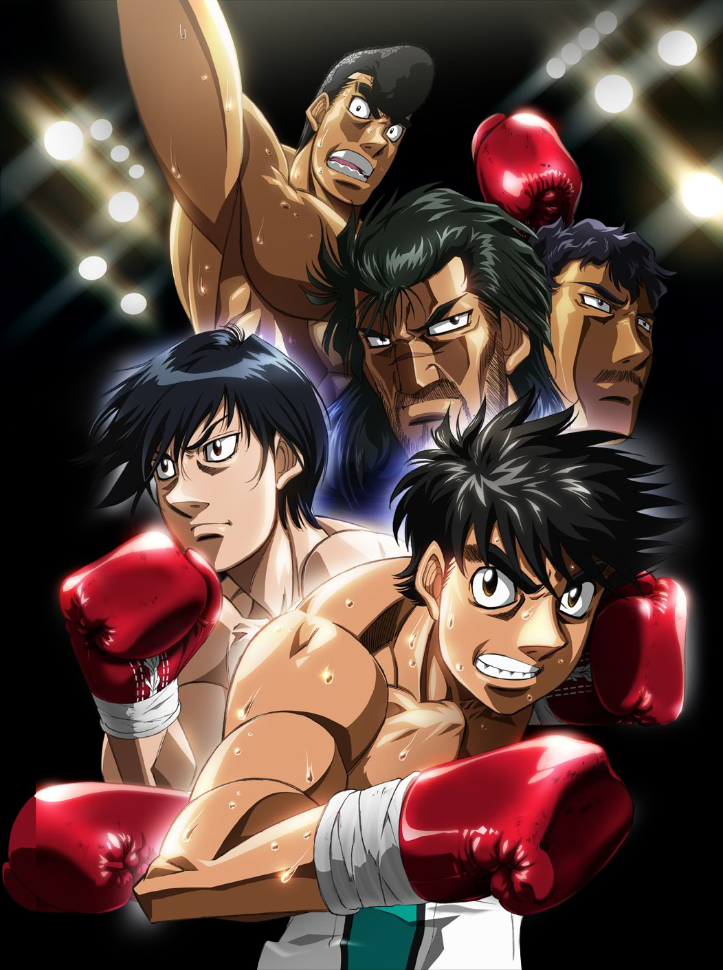 Hajime No Ippo High Quality Background on Wallpapers Vista