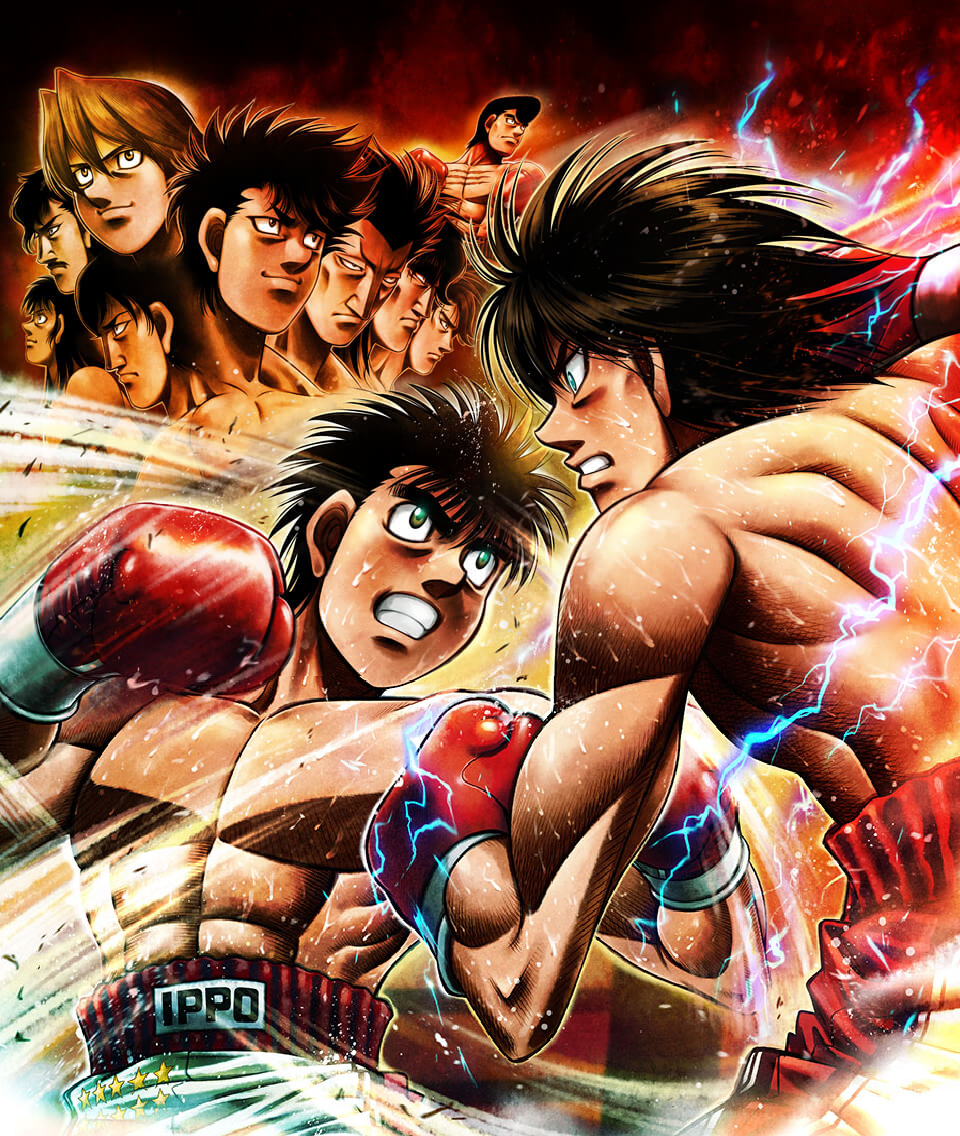 Hajime No Ippo Wallpapers Anime Hq Hajime No Ippo Pictures 4k