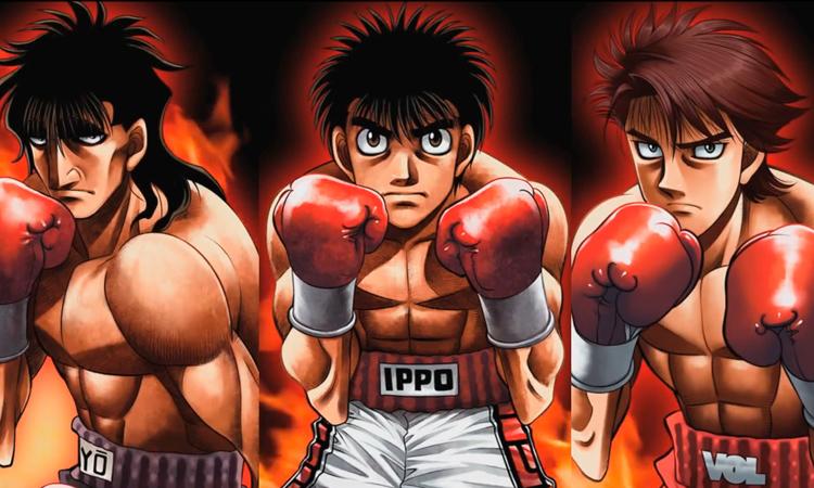 Hajime No Ippo Backgrounds, Compatible - PC, Mobile, Gadgets| 750x450 px