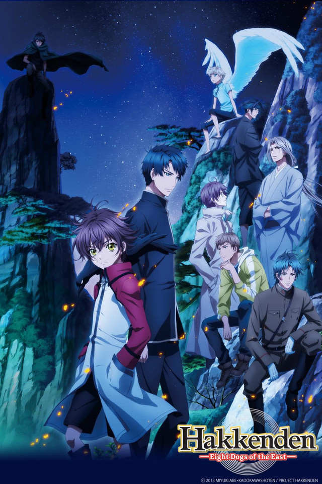 HQ Hakkenden: Eight Dogs Of The East Wallpapers | File 226.57Kb
