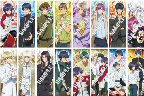 Hakkenden: Eight Dogs Of The East Backgrounds on Wallpapers Vista