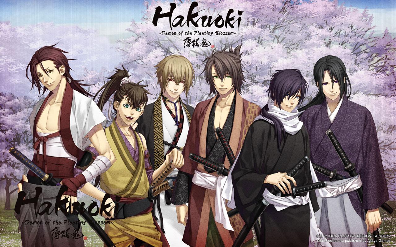 Hakuoki: Demon Of The Fleeting Blossom Pics, Video Game Collection
