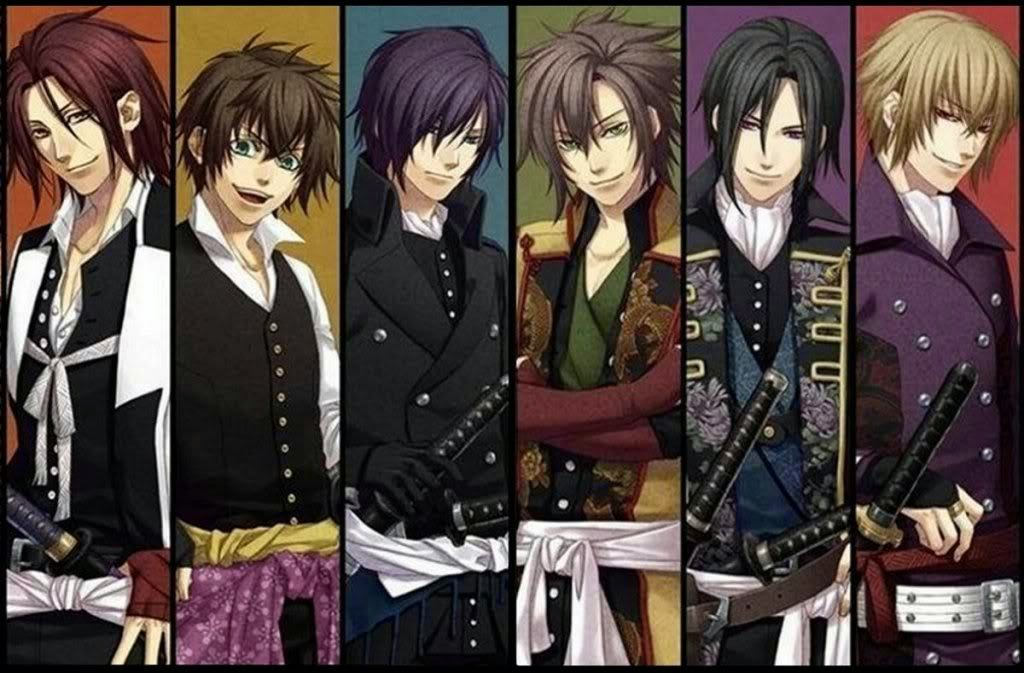 HD Quality Wallpaper | Collection: Video Game, 1024x673 Hakuoki: Demon Of The Fleeting Blossom