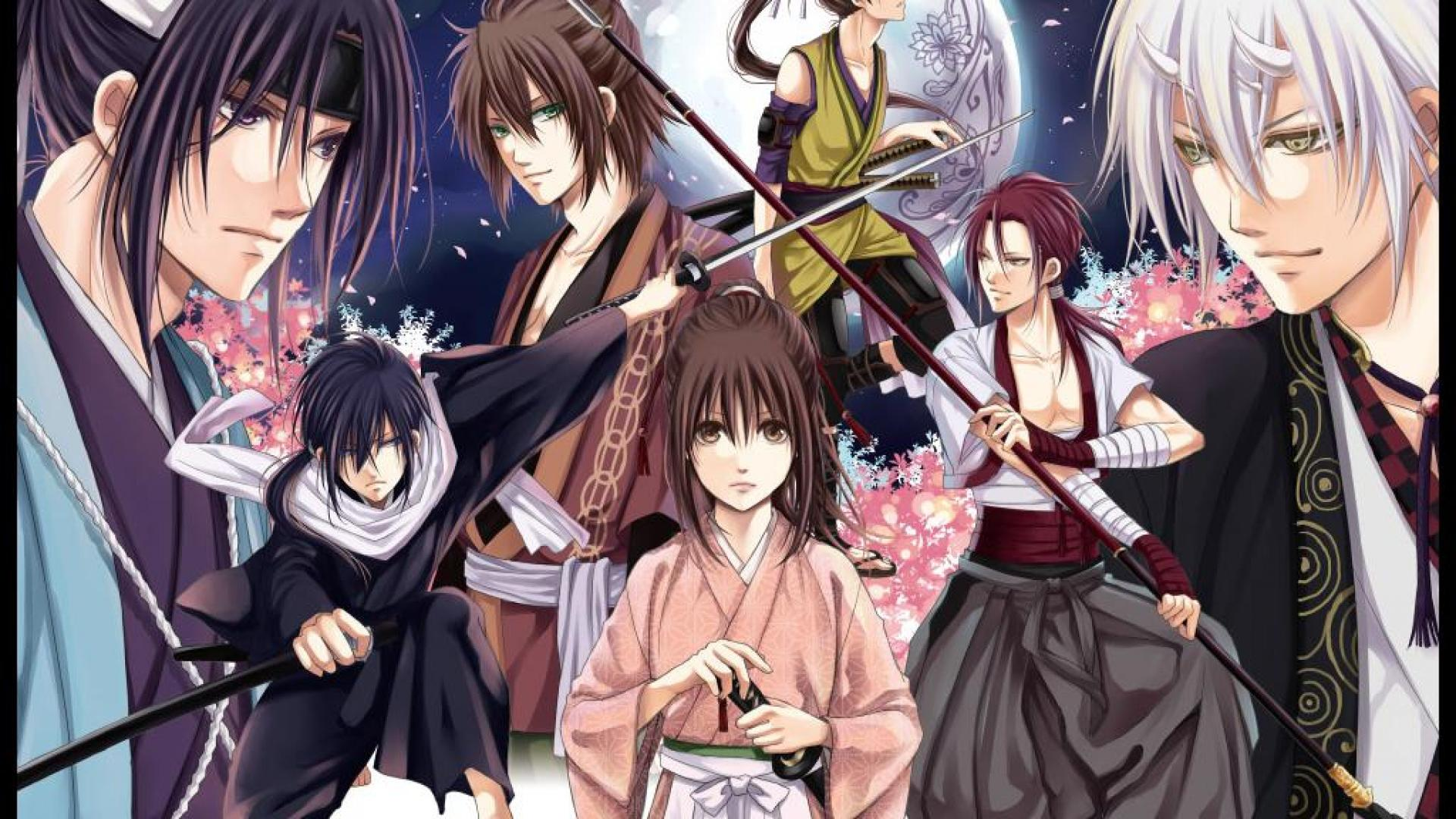 HQ Hakuouki Shinsengumi Kitan Wallpapers | File 316.04Kb