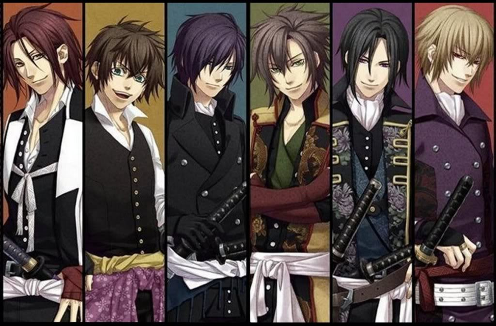 Hakuouki Shinsengumi Kitan Backgrounds, Compatible - PC, Mobile, Gadgets| 1024x673 px