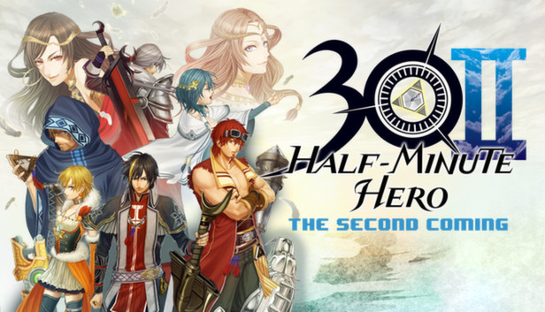 HQ Half Minute Hero: The Second Coming Wallpapers | File 96.53Kb