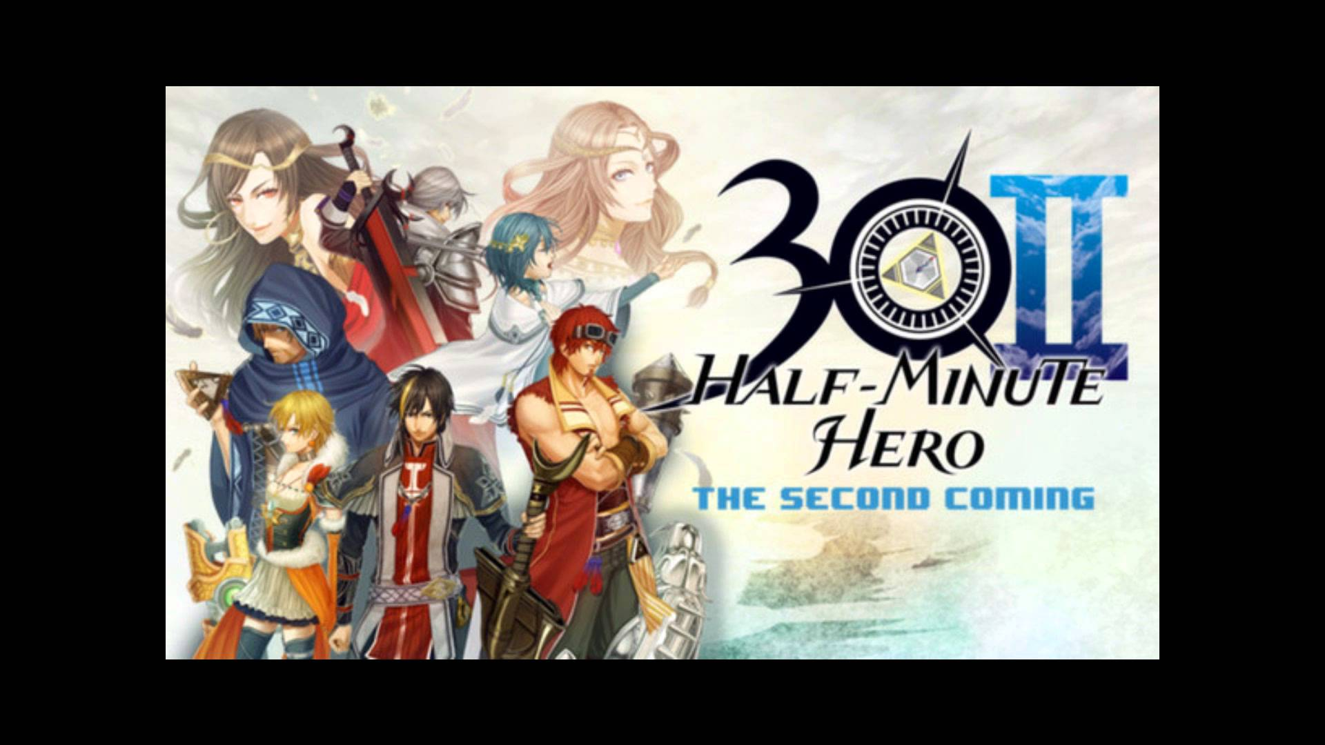 HD Quality Wallpaper | Collection: Video Game, 1920x1080 Half Minute Hero: The Second Coming