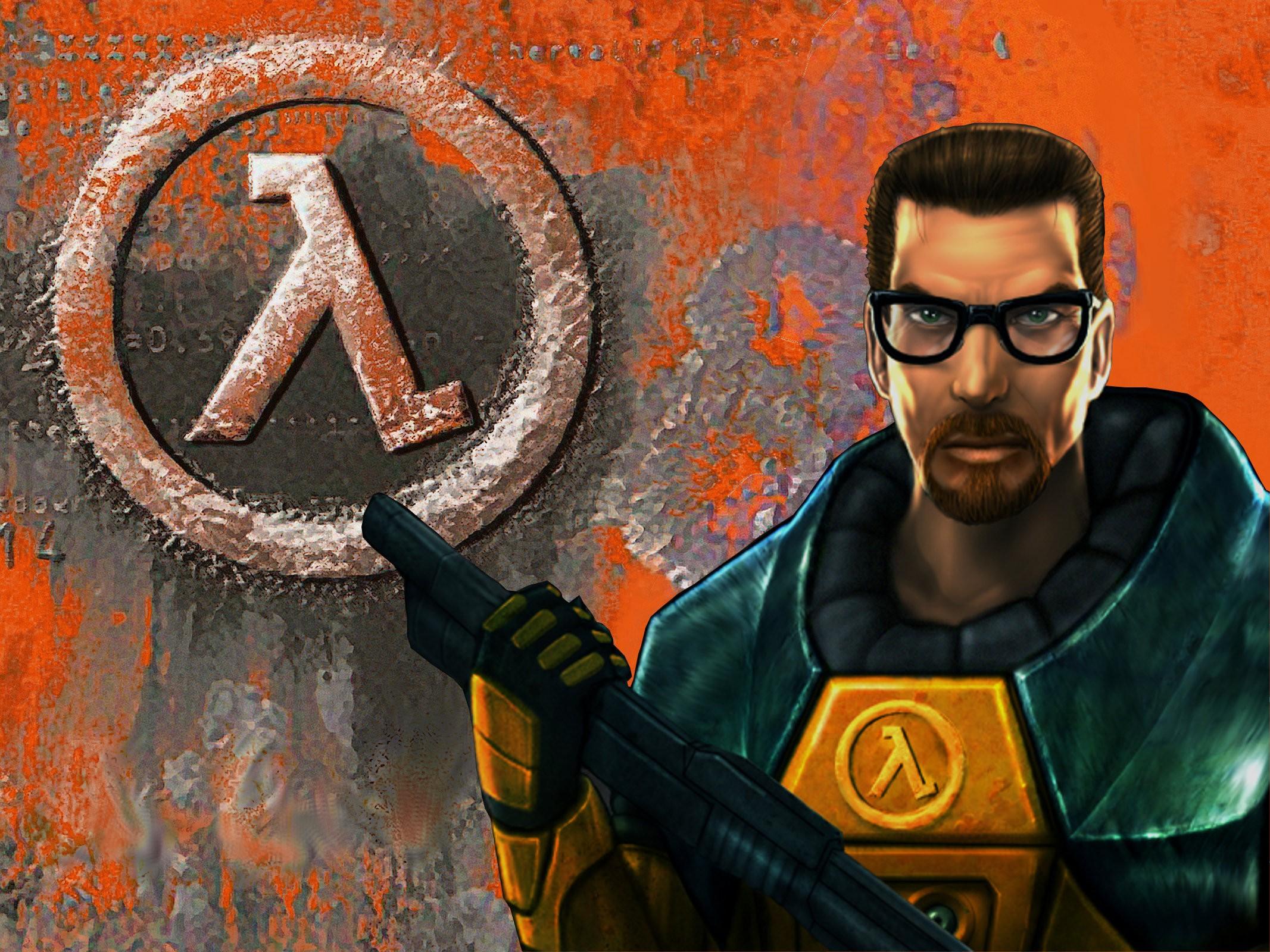 HQ Half-life Wallpapers | File 841.3Kb