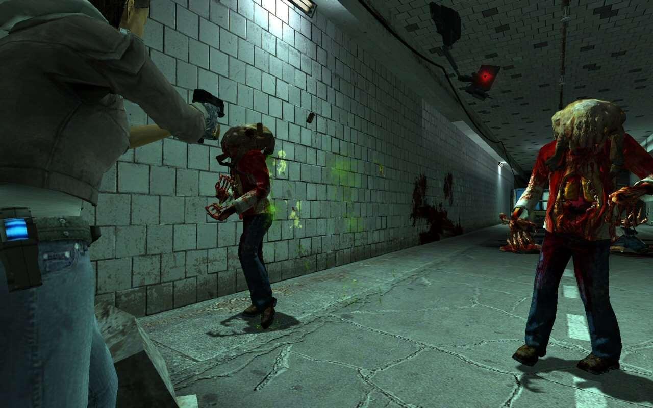 Nice wallpapers Half-Life 2 1280x800px