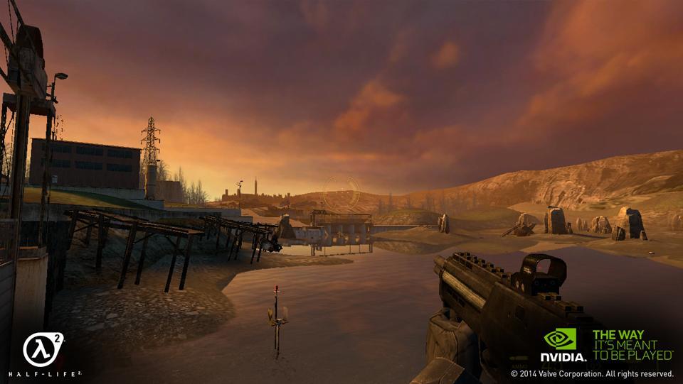 Nice wallpapers Half-Life 2 960x541px