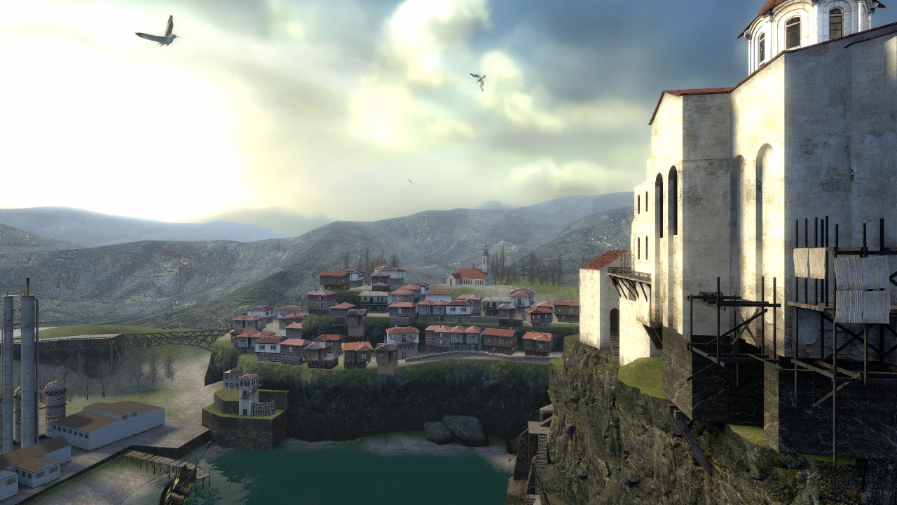 Half-Life 2 HD wallpapers, Desktop wallpaper - most viewed