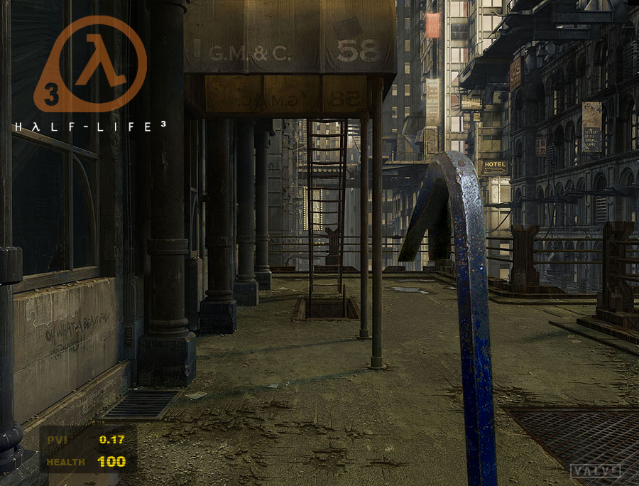 Amazing Half-Life 3 Pictures & Backgrounds