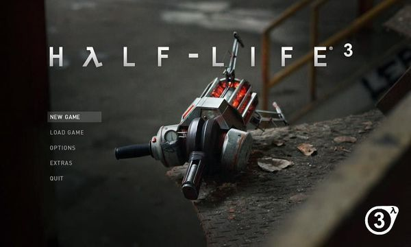 High Resolution Wallpaper   Half-Life 3 600x360 px