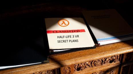 High Resolution Wallpaper   Half-Life 3 465x260 px