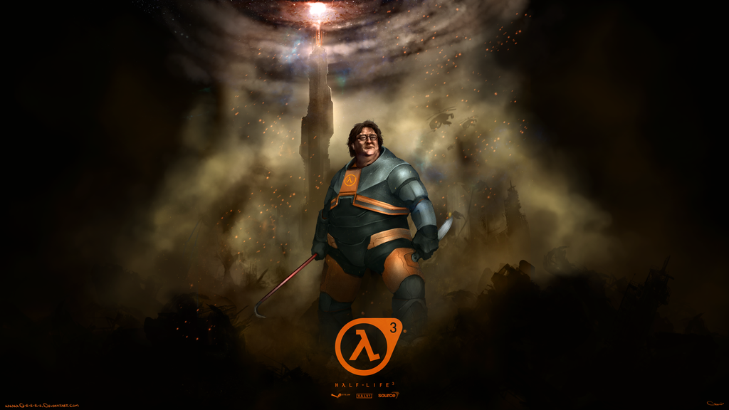 Half-Life 3 HD wallpapers, Desktop wallpaper - most viewed