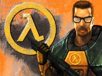 HD Quality Wallpaper | Collection: Video Game, 350x259 Half-life