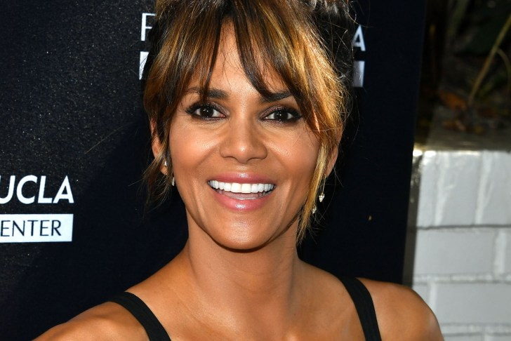 HD Quality Wallpaper | Collection: Celebrity, 728x486 Halle Berry